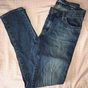 Eddie Bauer Boyfriend Slim Jeans